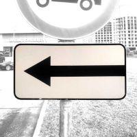Дорожный знак 8.3.2 Направление действия.