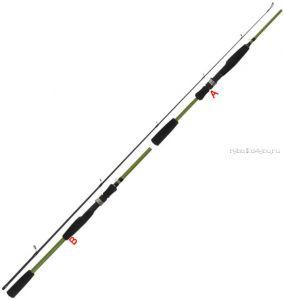 Спиннинг  Maximus Butcher 24L 2,4м / тест 3-15 гр