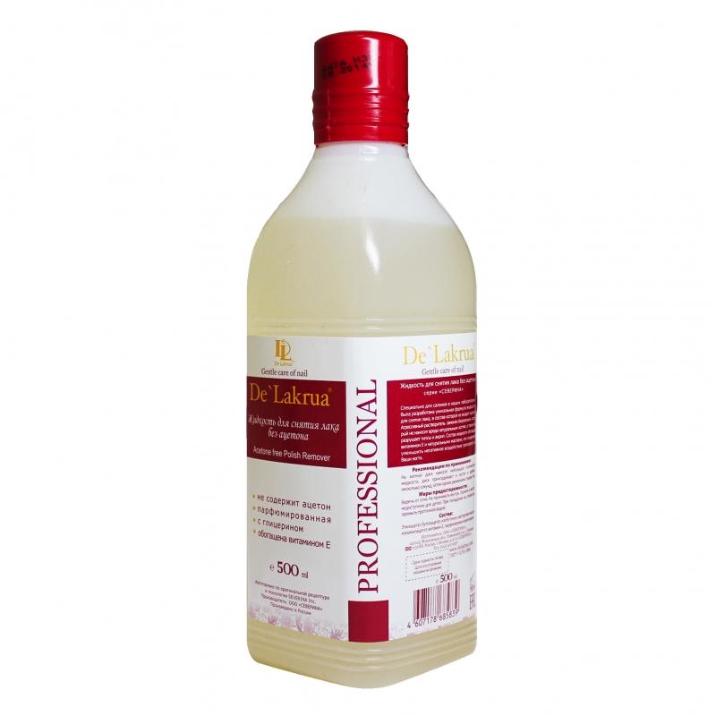DL Жидкость  для снятия лака без ацетона Non-Acetone Polish 1000ml