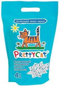 Pretty Cat Aroma Fruit Впитывающий глиняный наполнитель (2 кг)