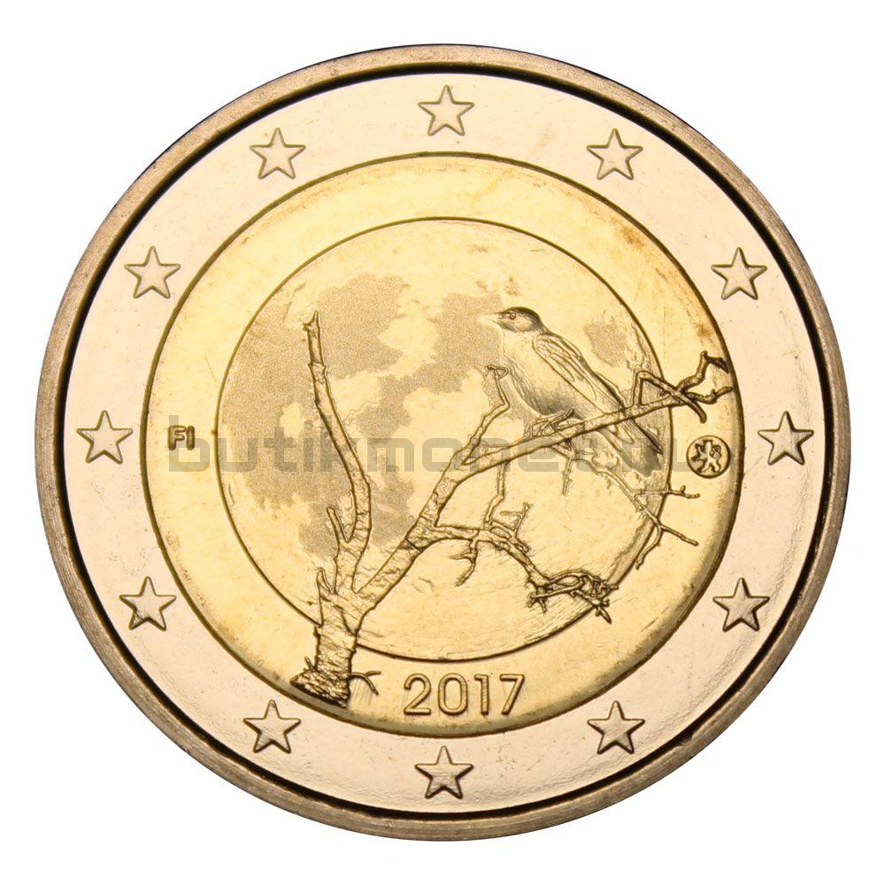 2 евро 2017 Финляндия Финская природа