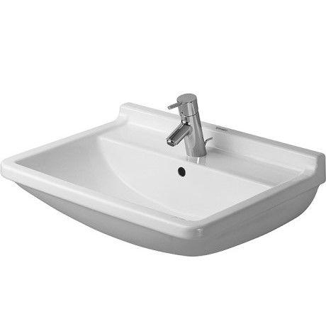 Раковина для ванной Duravit Starck 3 030055 55х43 см ФОТО