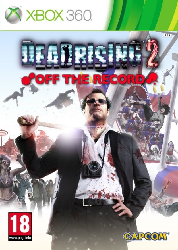 Игра Dead Rising 2 : Off The Record (Xbox 360)
