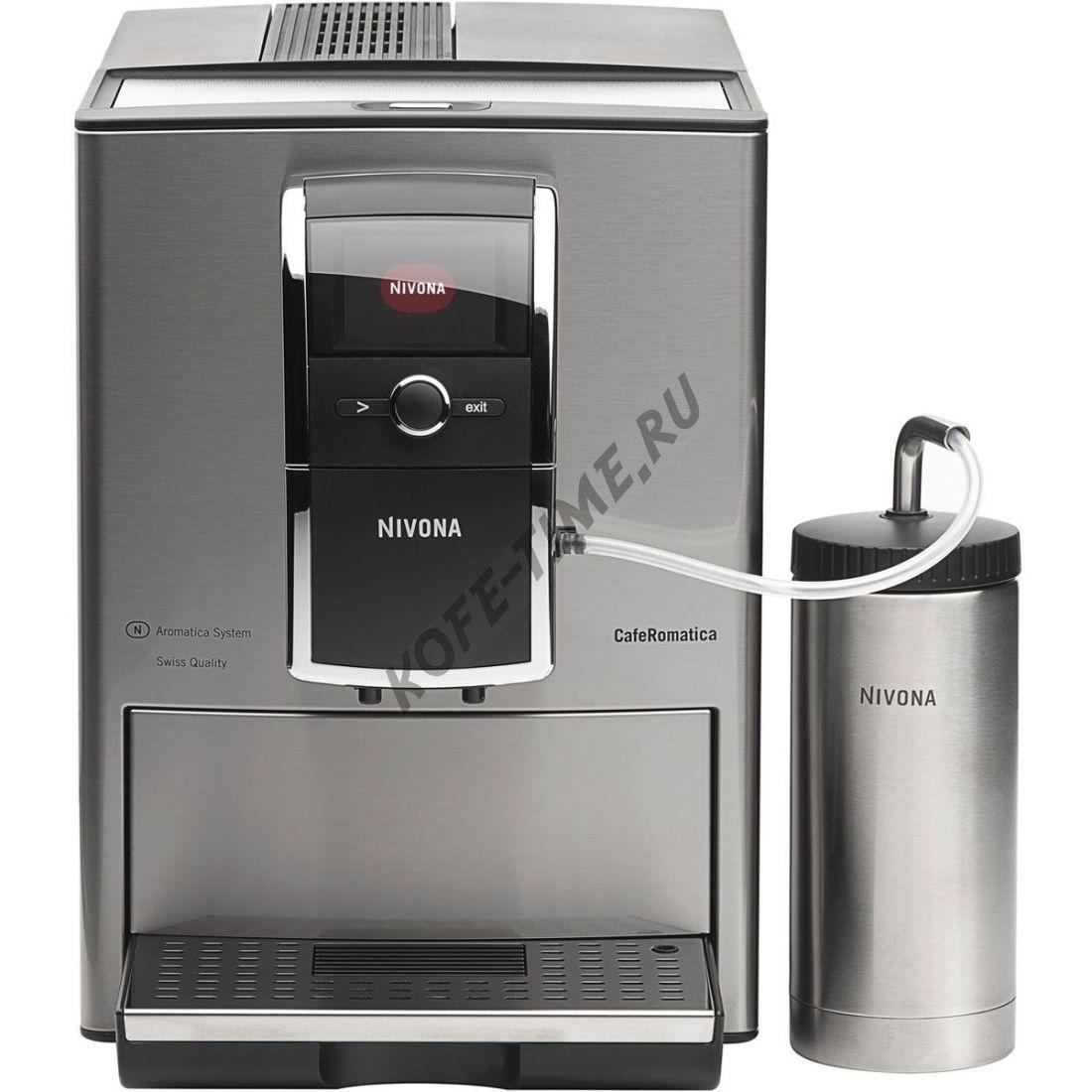Кофемашина Nivona CafeRomatica 858