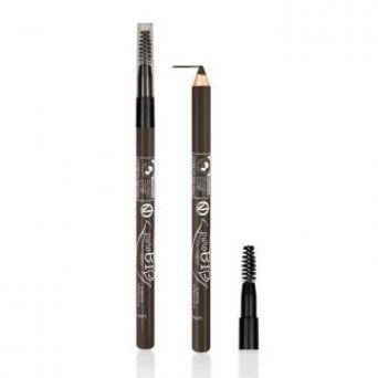 PuroBio - Карандаш для бровей (28 темный) / Eyerbow Pencil