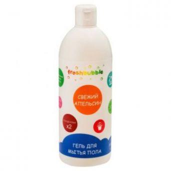 Freshbubble - Гель для мытья полов Свежий Апельсин 500 мл