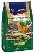 Vitakraft Pure Nature Herbal Корм для шиншилл беззерновой (600 г)