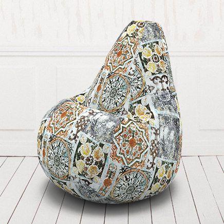 Кресло-мешок Сиена 01 Велюр