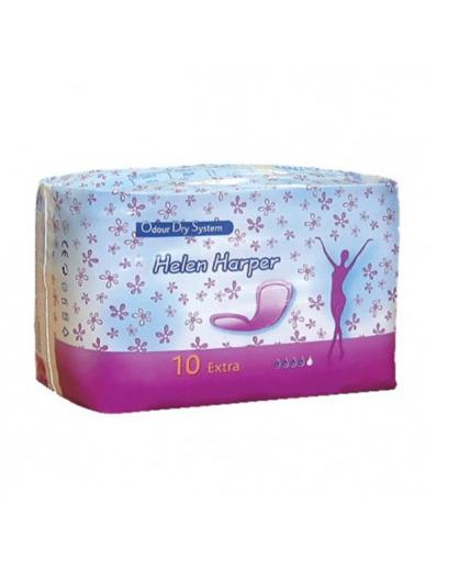 Helen Harper Послеродовые прокладки Microflex Medium, Extra, 10 шт.