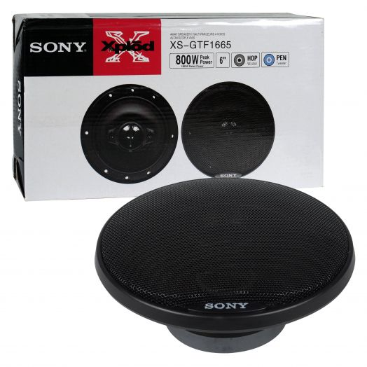 Автоакустика Sony XS-GTF 1665 (16)