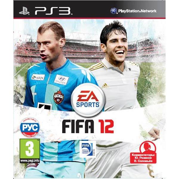 Игра FIFA 12 (PS3)