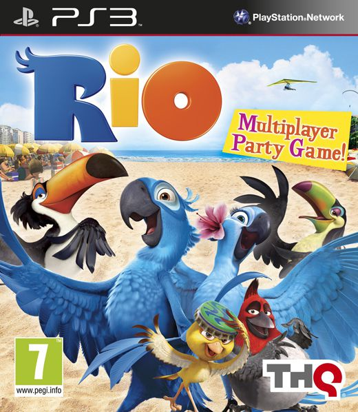 Игра Rio (PS3)