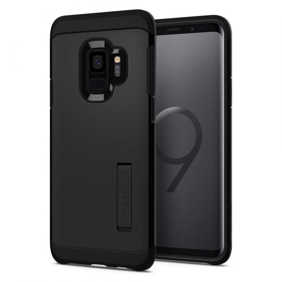 Чехол Spigen Tough Armor для Samsung Galaxy S9 черный