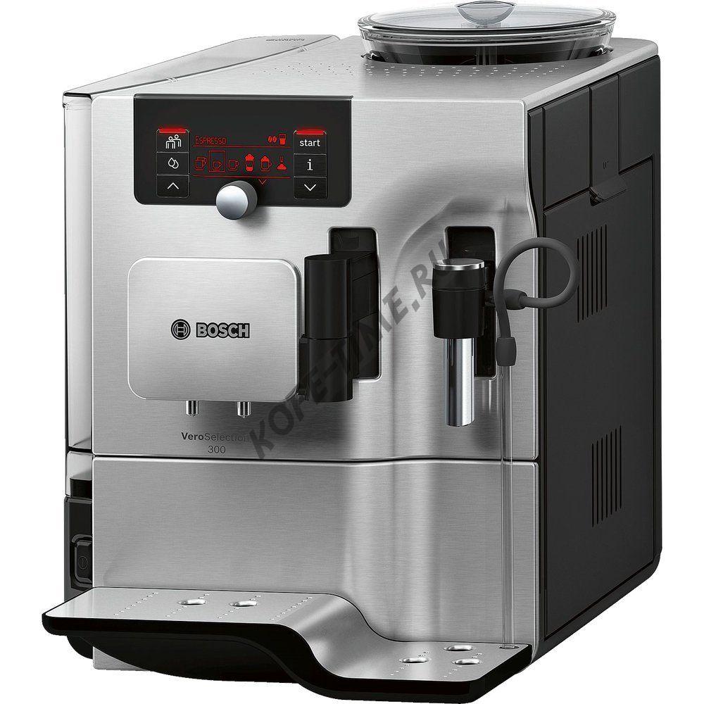 Кофемашина Bosch TES 80329 RW