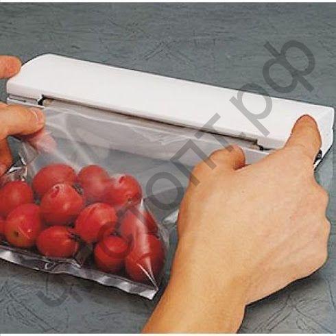 Прибор для запечатывания пакетов Reseal & Save
