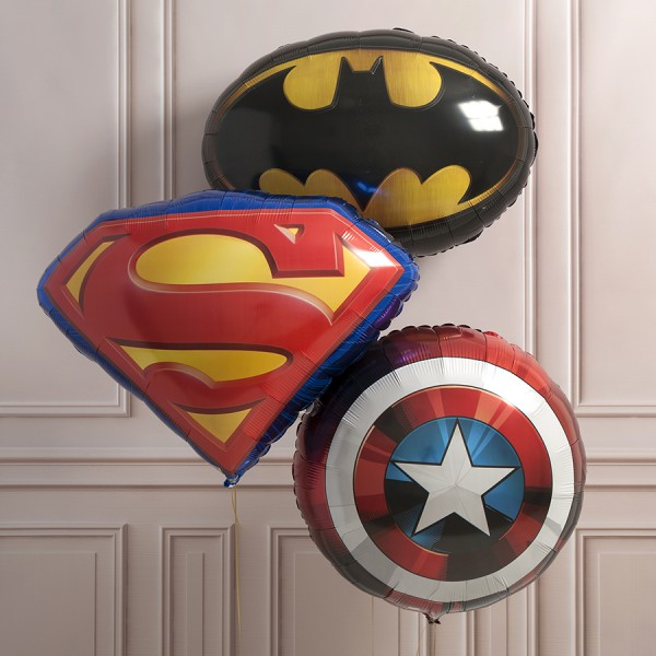 Эмблема супергероев