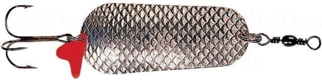 Блесна DAM EFFZETT SCALES 16 г цвет цвет Silver/Silver