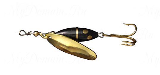 БЛЕСНА MYRAN PANTER 3г, цв. Guld