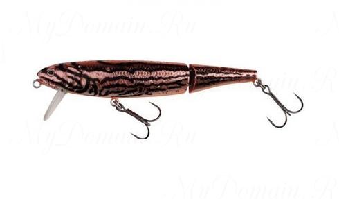 Воблер SAVAGE GEAR BUTCH LURE 21 см 109 г цвет 44 Hot Copper