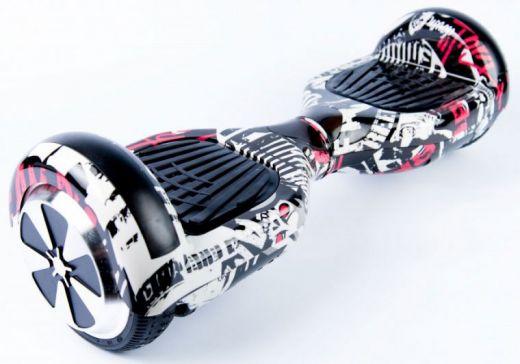 Гироскутер Smart Balance Wheel 6.5 APP Самобаланс Пират