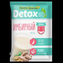Кисель detox bio slim  Имбирный 25 г