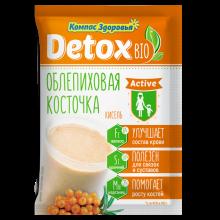 Кисель detox bio active Облепиховая косточка 25 г