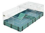 Midwest Guinea Habitat Plus Клетка для морских свинок (120х60х36h см)