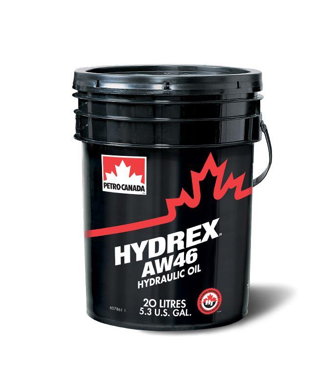 PC гидравлическое масло HYDREX AW 46 (20 л)