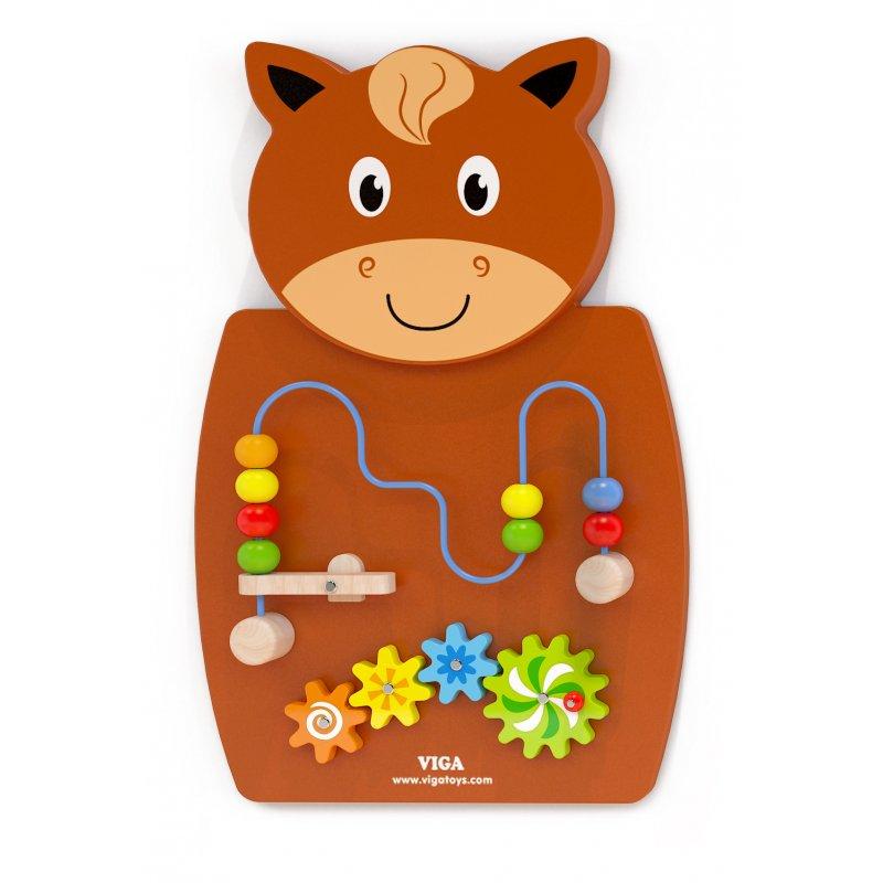 Деревянная Игра Лошадка Viga Toys 50678