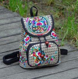Рюкзак в этническом стиле женский Солико