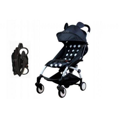 """Детская прогулочная коляска трансформер Baby Time Mikki """"беби тайм"""""""