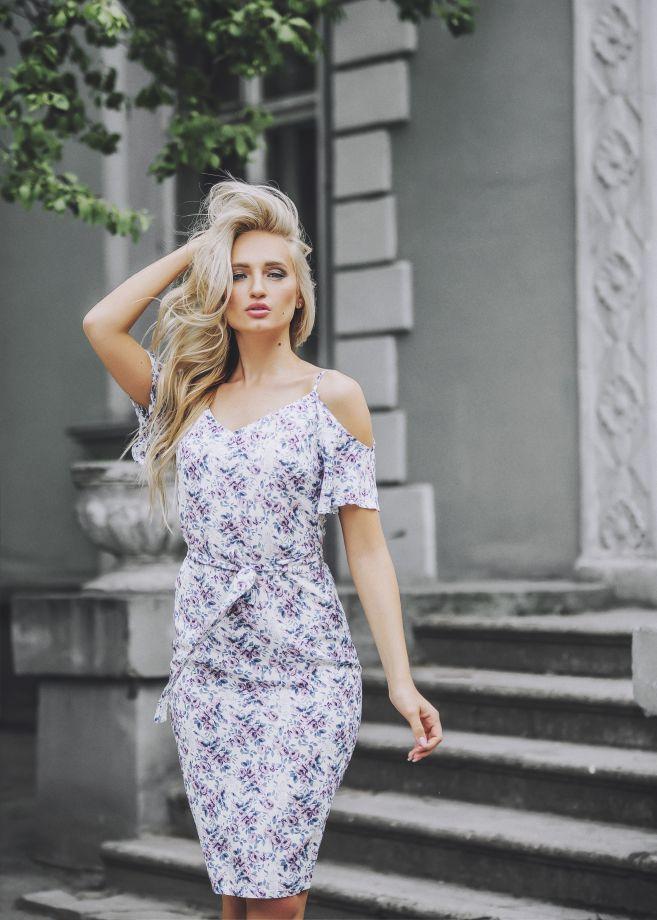 0553. Платье