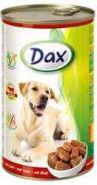 Dax Консервы для взрослых собак с говядиной (1240 г)