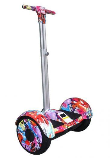 Сигвей Smart Balance A8 Хип Хоп Розовый