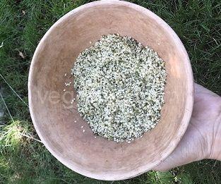 Семена конопли дробленные,100 грамм
