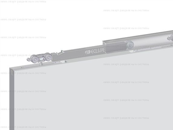 Доводчик односторонний ECLISSE - BIAS для дверей до 40кг