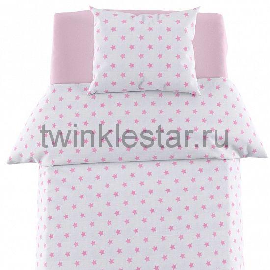 Starkids Pink Постельное белье Giovanni 160*80 см.