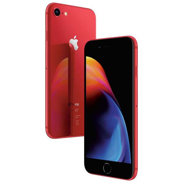 Смартфон Apple iPhone 8 64GB Red (Красный)