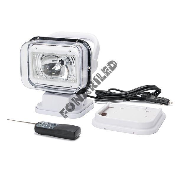 Белый фароискатель FI-GBW-70W spot дальний направленный свет