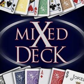 Карточный микс из GAFF карт - MIXED DECK BICYCLE