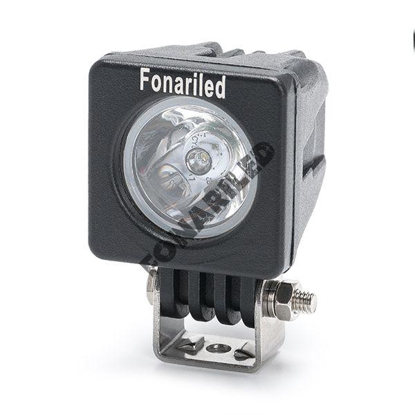 Светодиодная фара 10 Вт spot (дальний направленный свет)