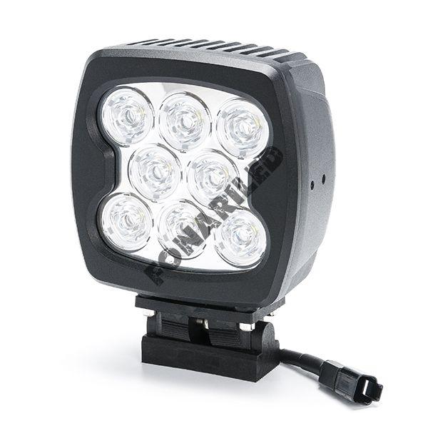 Фара FG8-80W spot дальний свет