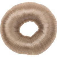 DEWAL Валик для прически, искусственный волос, блондин d8 см, HO-5115 Blond