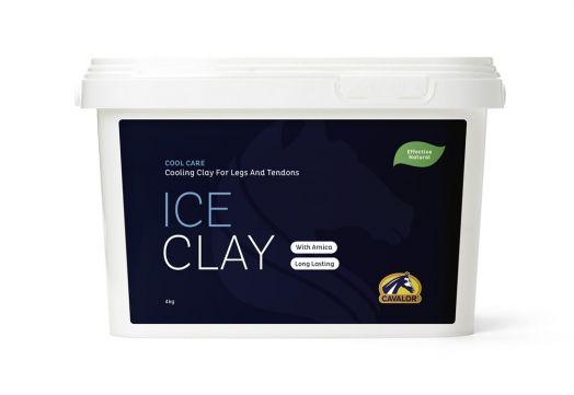 Глина Cavalor Ice Clay расслабляющая 4 кг. и 10 кг.