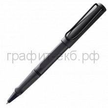 Ручка-роллер Lamy Safari черный матовый 344
