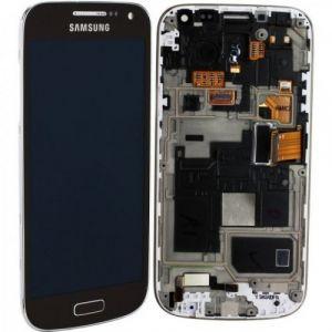 LCD (Дисплей) Samsung i9190 Galaxy S4 mini/i9192 Galaxy S4 mini Duos/i9195 Galaxy S4 mini (в сборе с тачскрином) (в раме) (brown) Оригинал