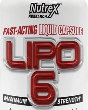 Nutrex - Lipo-6 порц (1кап)