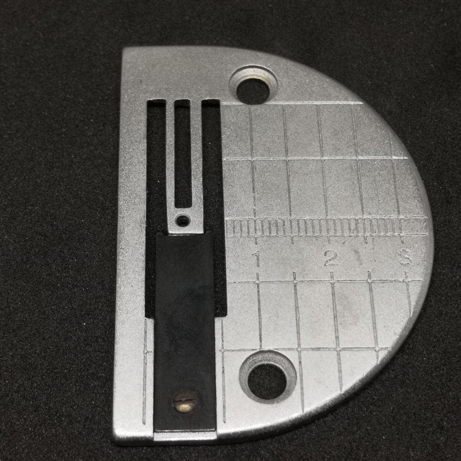 Игольная пластина APS-10 для присбаривания ткани, на промышленную прямострочную машину