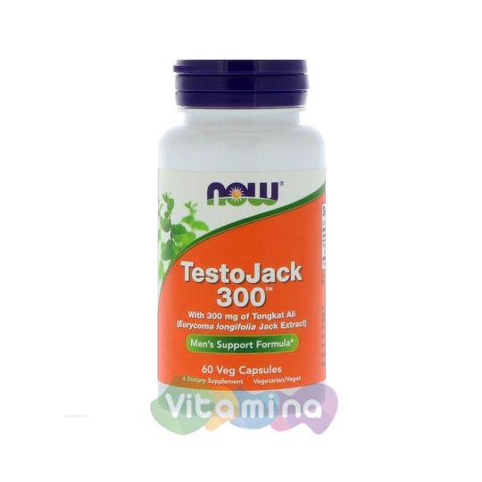 TestoJack 300 (Тесто Джек 300) 60 капс.