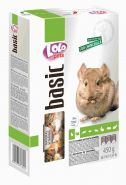 LoLo Pets Basic for Chinchilla Полнорационный корм для шиншилл (450 г)